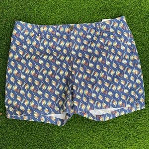 """Lee printed mid rise regular fit 5""""shorts"""